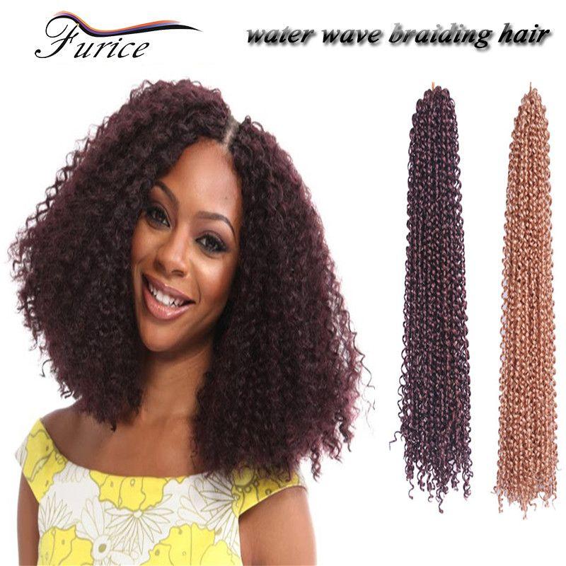 18 inch freetress deep twist crochet hair natural water wave curly 18 inch freetress deep twist crochet hair natural water wave curly weave hairpiece pmusecretfo Gallery
