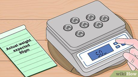 How to Calibrate a Digital Pocket Scale | Digital pocket ...