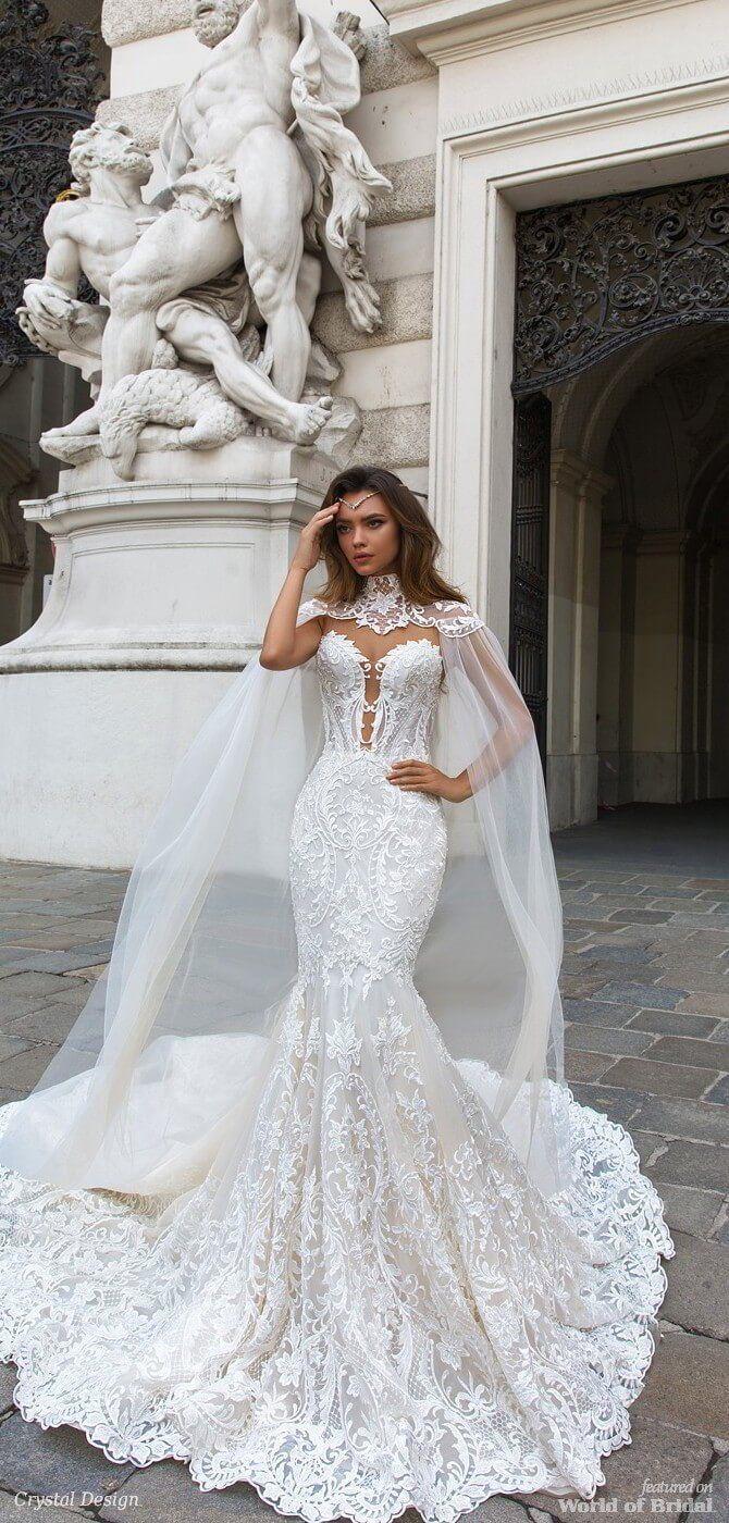 Crystal design wedding dress weddingdress düğün gelin