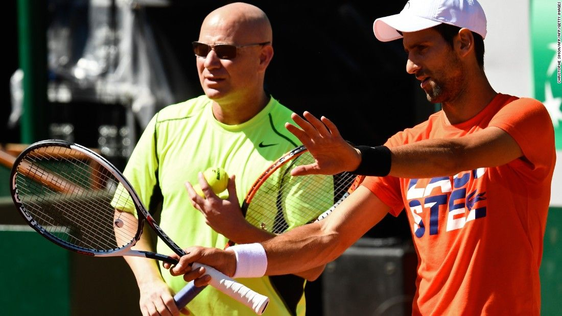 Only a year ago coaching Novak Djokovic appeared to be one