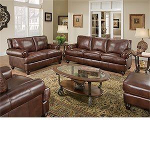 Costco Venezia 4 Pc Top Grain Leather Set Customer