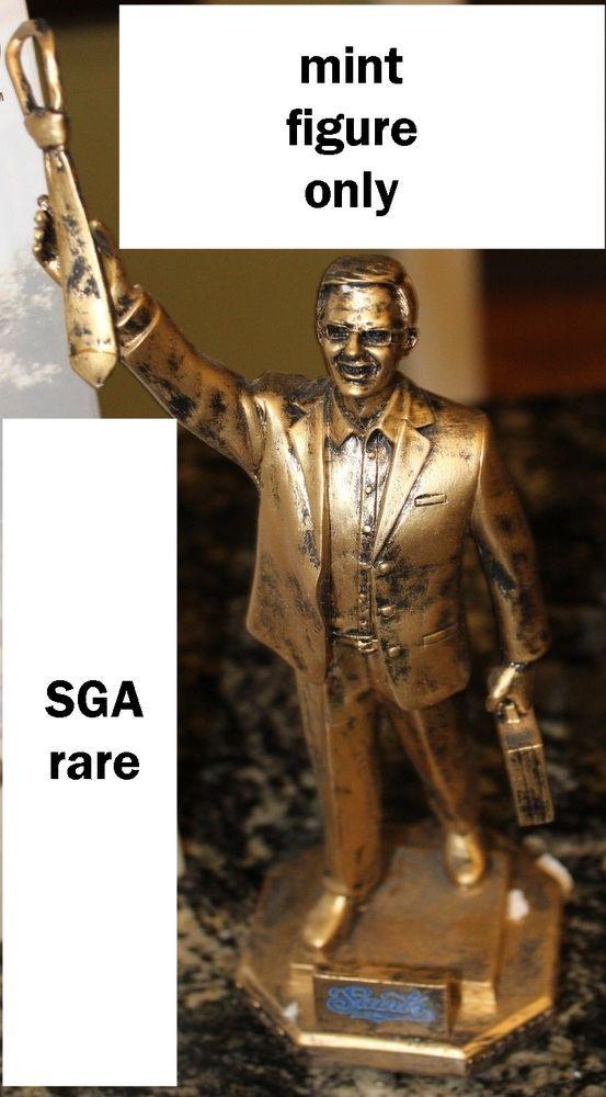 Our Best Bud Selig 2010 St. Paul Saints SGA Figurine, Milwaukee Brewers Mint #MilwaukeeBrewers