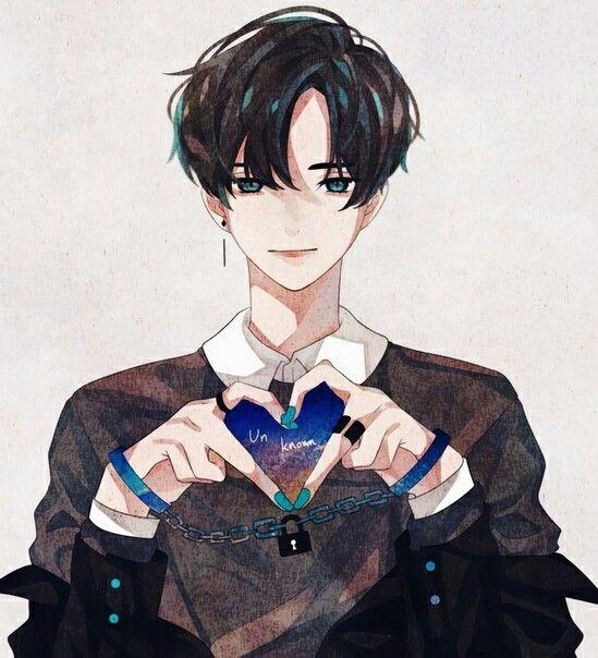 Pin By 𝑏𝑒𝑟𝑟𝑦𝑤𝑦 On Art Ideas Cute Anime Boy Anime Drawings Boy Anime Guys