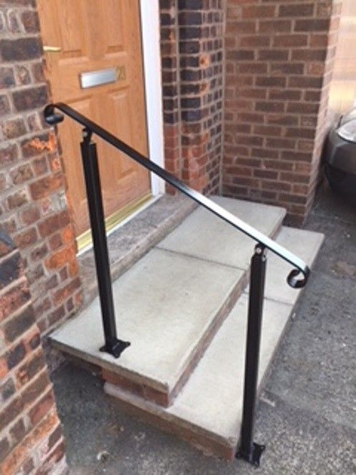 Best Wrought Iron Handrail For Stairs Elderly Access Safety 400 x 300