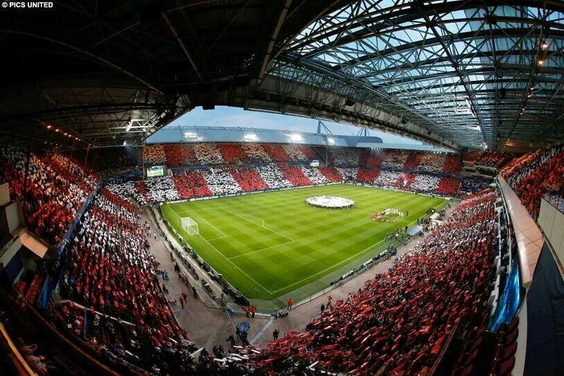 Philips stadion PSV Voetbalstadions, Eindhoven, Voetbal