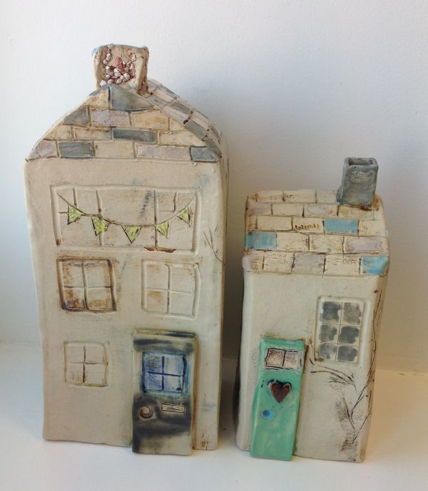 Quirky Ceramic House