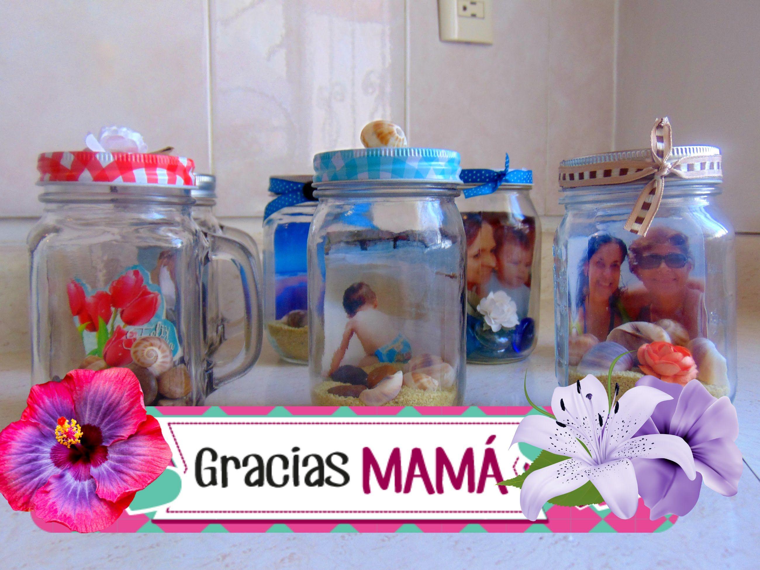 Regalo rapido y facil para el dia de las madres diy - Regalos faciles y rapidos ...