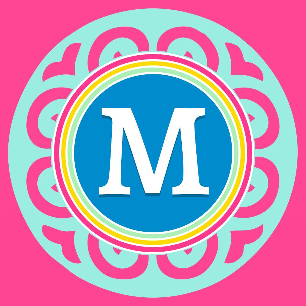Monogram Wallpaper Maker - http://wallpaperzoo.com/monogram-wallpaper-maker-46419.html  #MonogramWallpaperMaker