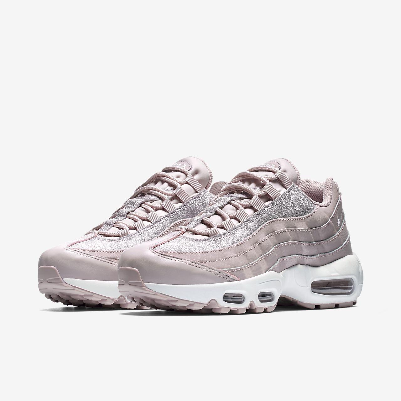 chaussure nike air max 95 se glitter pour femme