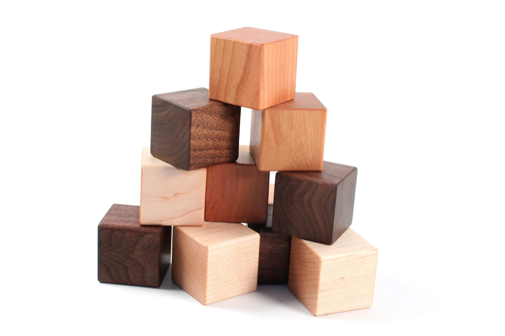 2 Types New DIY Wood Disassembly Chair Tool Nut Assembly Chair Children Puzzle Toys Wooden Blocks Toys Wooden Building Set Yosooo Wooden Construction Toy A