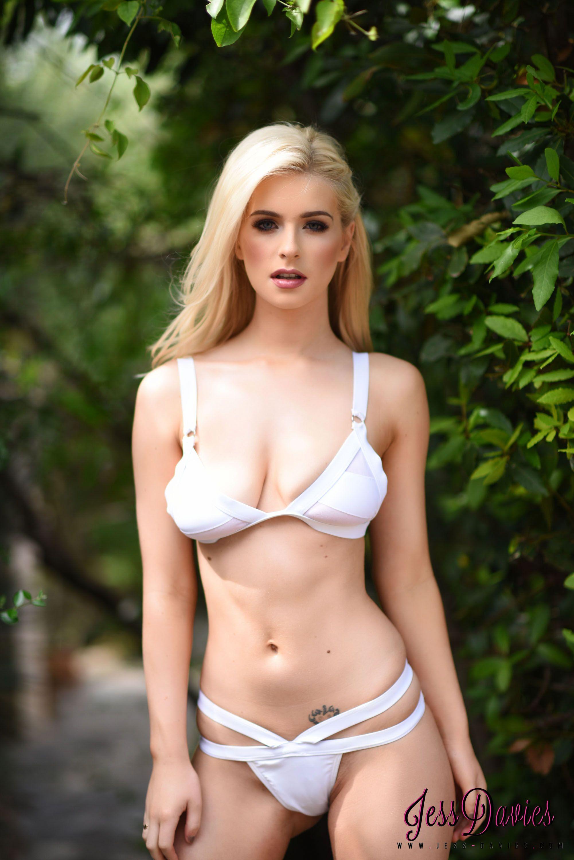 Bikini Jess Davies nude photos 2019
