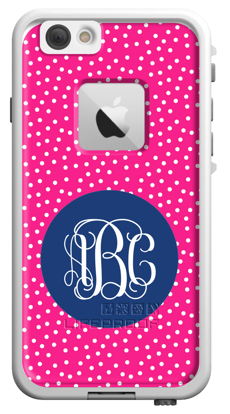 brand new 27e6c fad87 Arrows Custom LifeProof iPhone 6 & iPhone 6s Case | Monogrammed ...