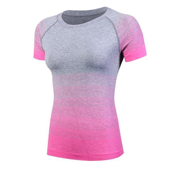 1ff65fb3 Hybrid Caress Fitness Tee | Products | Sport t shirt, Running shirts ...