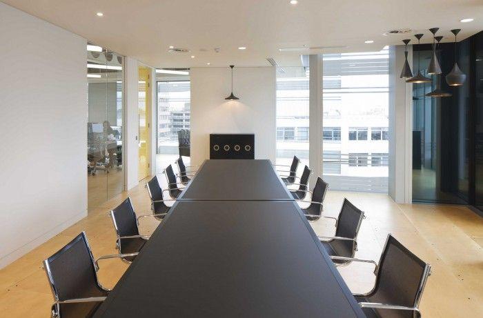 modern office interior design uktv. UKTV Reached To Architecture Firm PENSON Create Their New Headquarters In London, UK. Modern Office Interior Design Uktv E