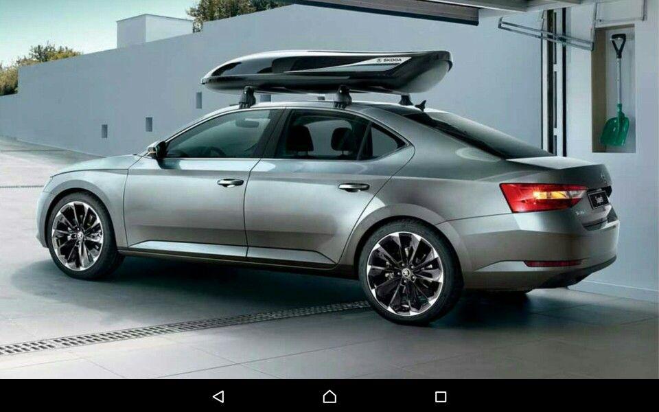 Skoda Superb Sedan 2015 Business Gray Skoda Superb Skoda Sedan
