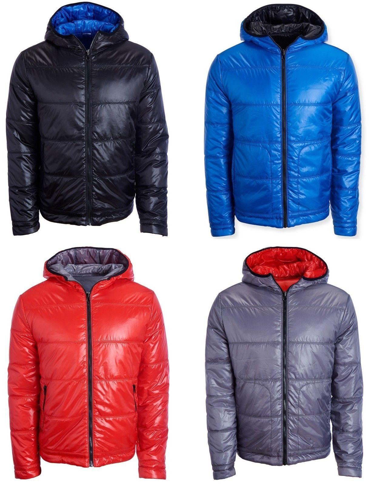 Aero Aeropostale Mens Reversible Puffer Jacket Winter Coat Xs S M L Xl 2xl 3xl Jackets Winter Jackets Mens Outfits [ 1600 x 1247 Pixel ]