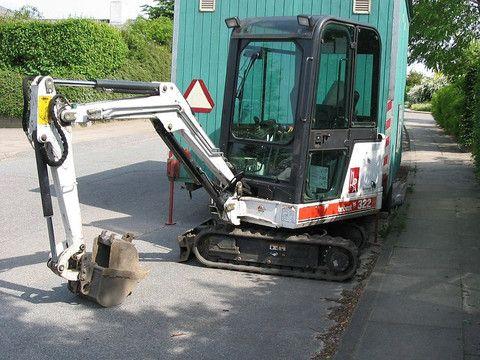 Bobcat 320 322 Excavator Service Repair Manual Instant