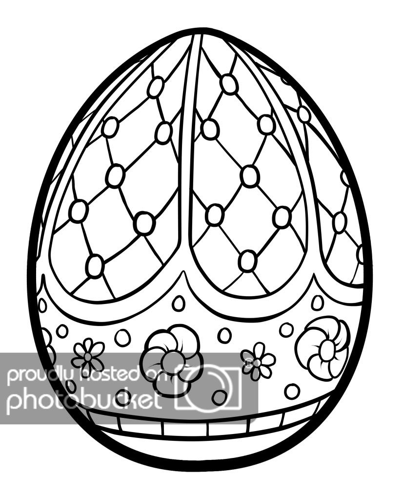 Kristine D Uploaded This Image To Easter Egg Coloring Pages See The Album On Photobucket Easter Colouring Egg Coloring Page Coloring Eggs