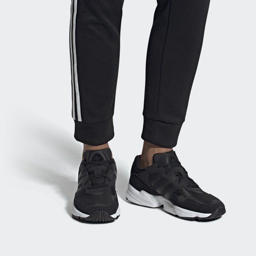 adidas Yung-96 Shoes - Black | adidas