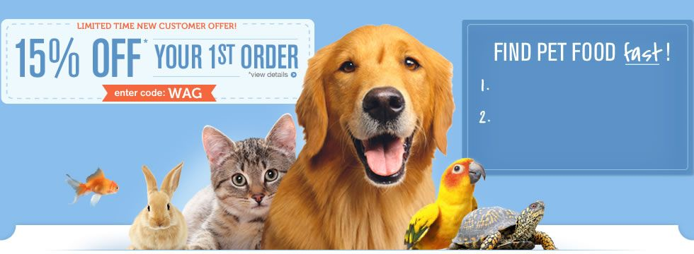 Wag Com Best Dog Cat Food Pet Supplies Products Free Shipping Pet Medications Pets Pet Supplies