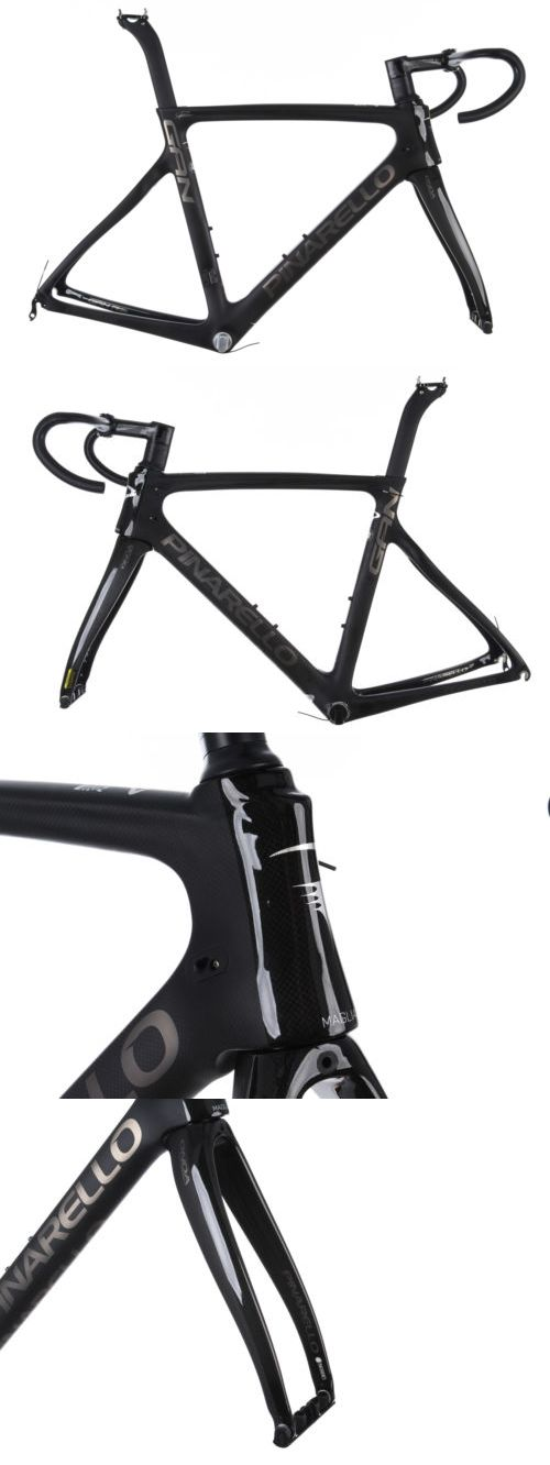 bicycle parts 2016 pinarello gan rs road bike frame set 54cm medium carbon onda most