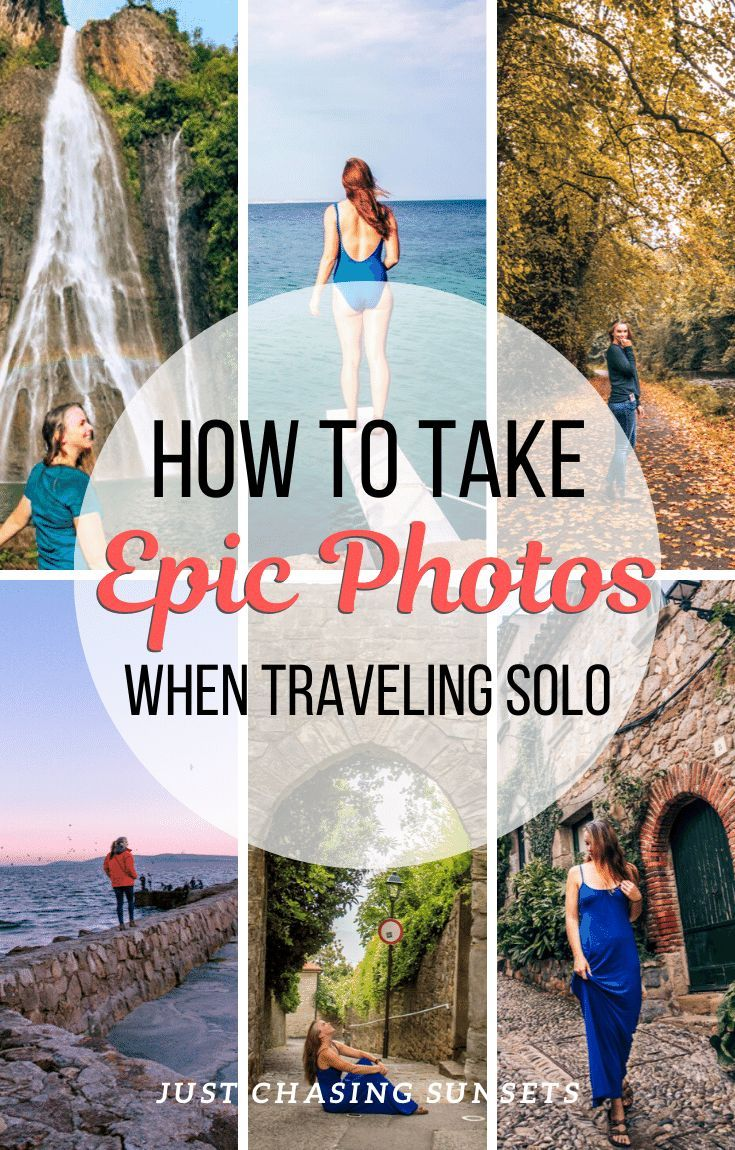 Learn my top photography tips and ideas for taking photos while traveling solo. Keep your memories alive of the beautiful destinations you visit with this guide for taking epic solo travel photos!  #travelphotography #solotravel #travelphoto #photography #photographytips