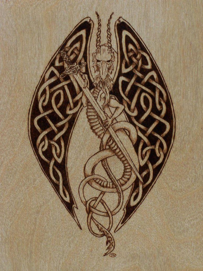 celtic flying dragon by shyhobbit on deviantart vikinger pinterest drachen keltischer. Black Bedroom Furniture Sets. Home Design Ideas