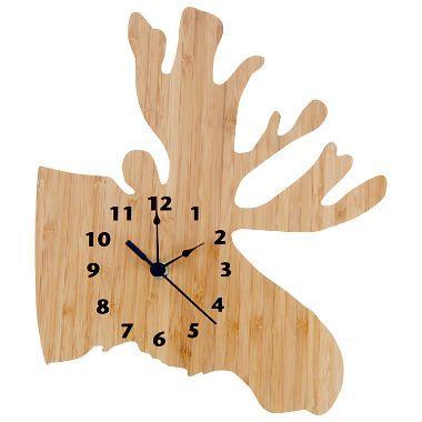 Trend Lab Northwoods Wall Clock Choose Moose Or Bear