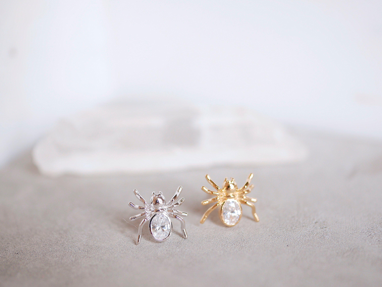 silver ear stud mens earrings earring for men mens earrings stud mens earrings spider earring stud mens stud earrings Mens ear stud
