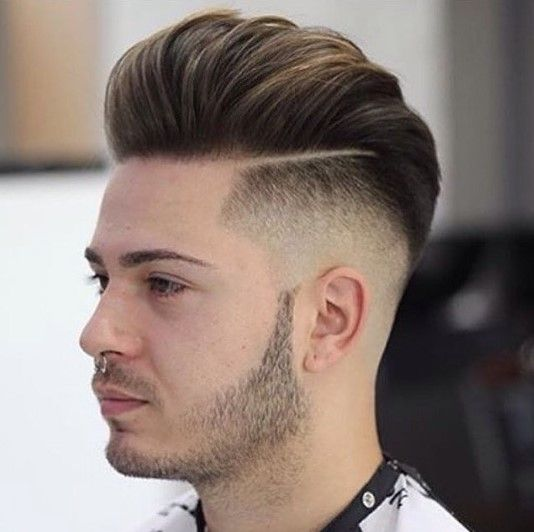 Cool Latest Hairstyles for Round Faces Men Check more at http ...