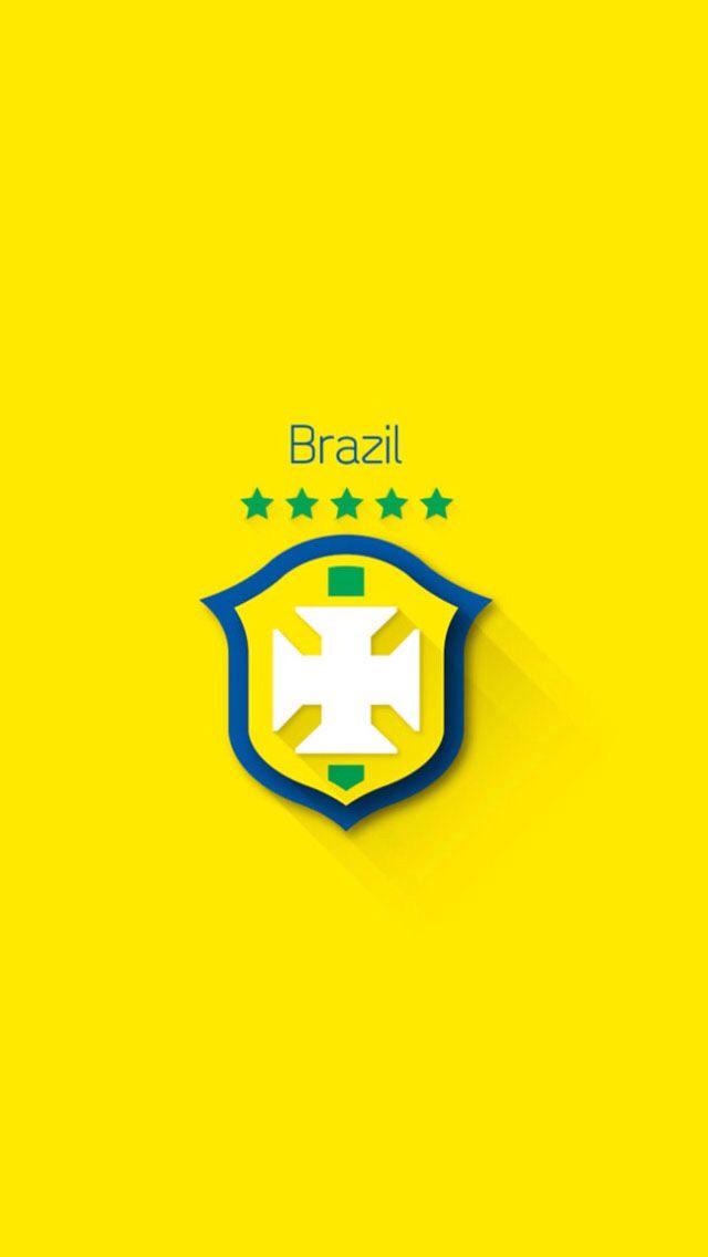 Ios Wallpaper Worldcup Brazil Football Team Brazil Team Neymar Jr Wallpapers