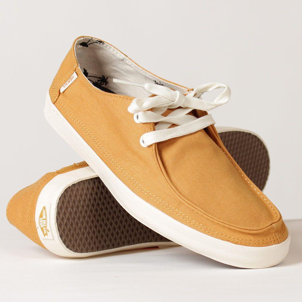 Vans // Rata Vulc Spruce Yellow. Kicks ShoesMen's ShoesShoe ...