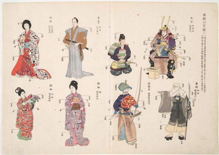 Japanese Traditional Clothing Japanese Armor Pinterest Japan