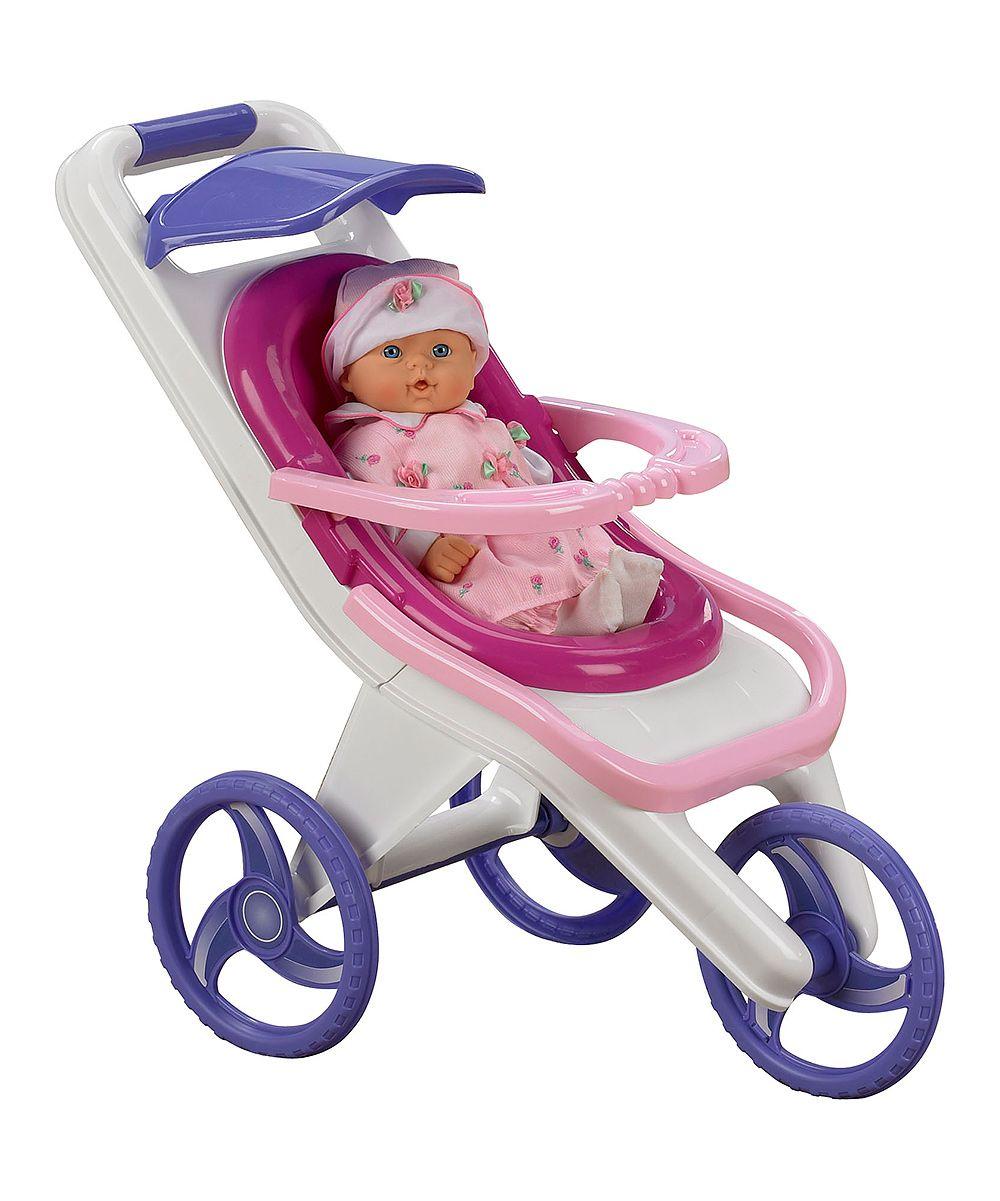 ThreeinOne Doll Stroller Stroller, Stroller toys