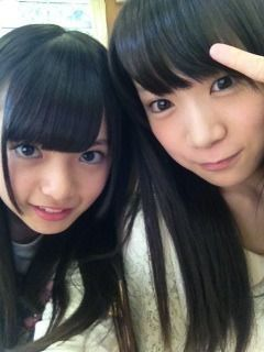 乃木坂46 (nogizaka46) Saito Asuka (齋藤 飛鳥) and Akimoto Manatsu (秋元 真夏) =D ♥ ♥