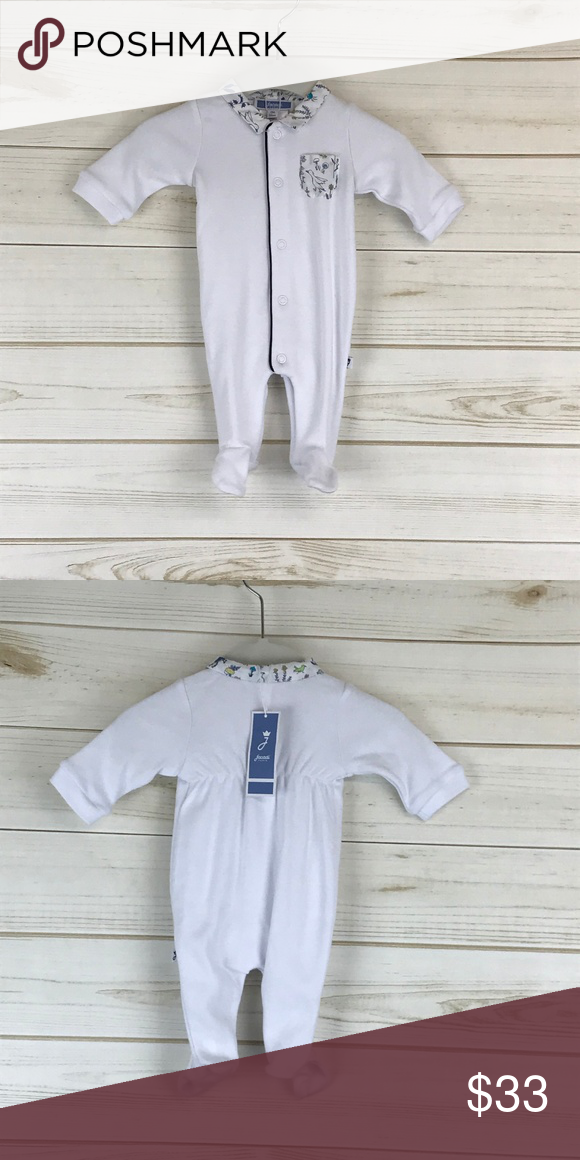 2dd28c64bdd4 NWT Jacadi Boys Meudon Chest Pocket Jumpsuit NWT Jacadi Boys Meudon Chest  Pocket Jumpsuit Size 0 Months 650C131BHC16 Shipment within 24 to 48 hours!