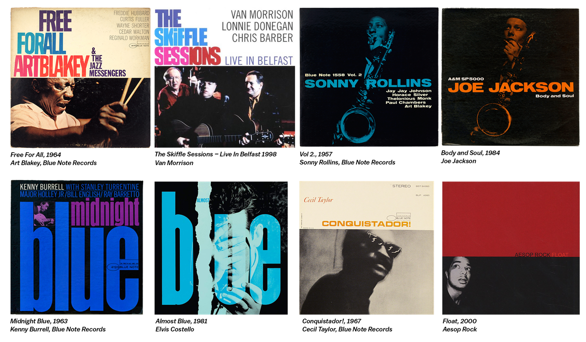 How One Designer Created The Look Of Jazz Rock Album Covers Blue Note Jazz Album Covers