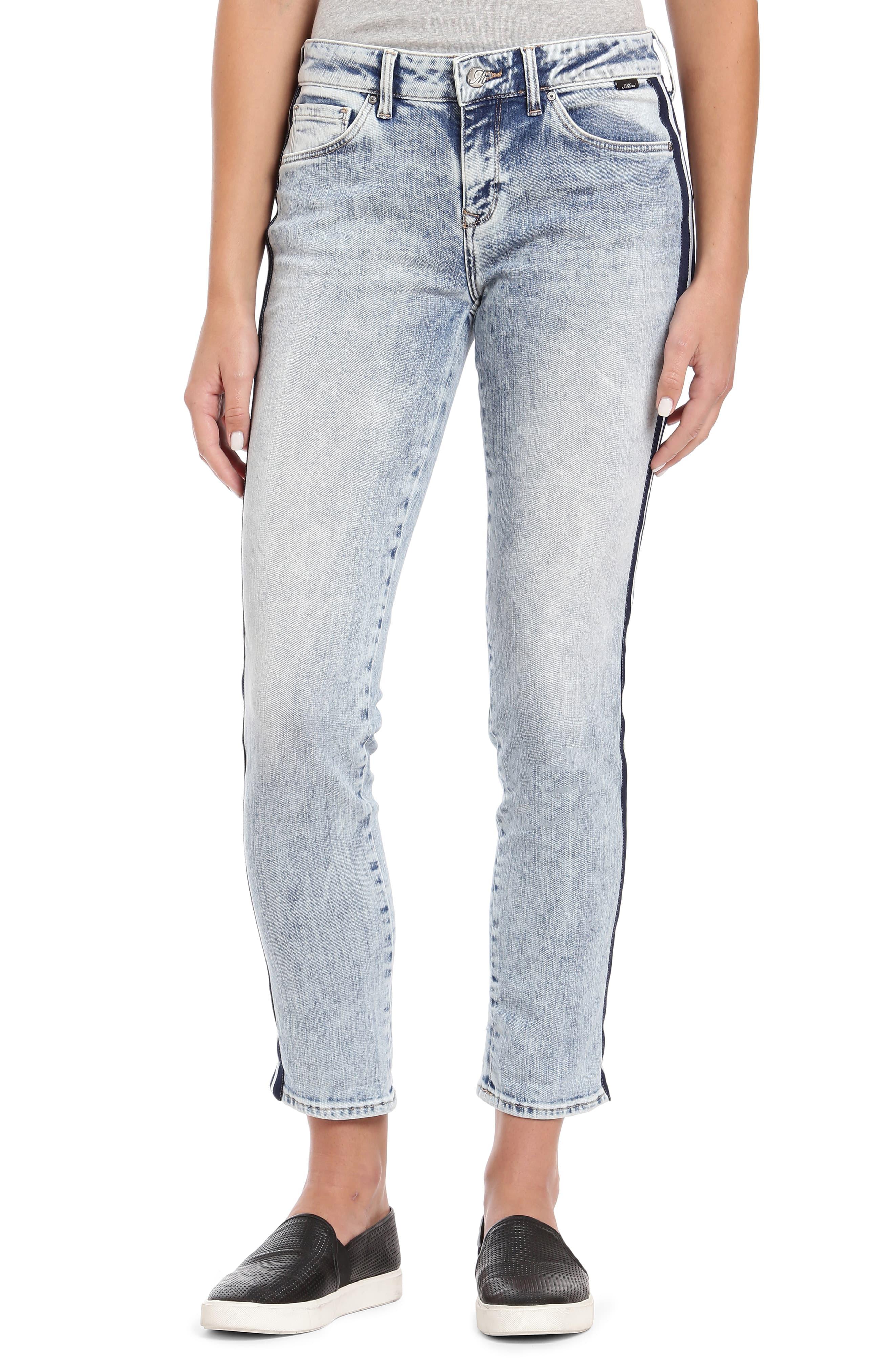 Mavi Jeans Ada Mid Ripped Vintage Boyfriend Cut