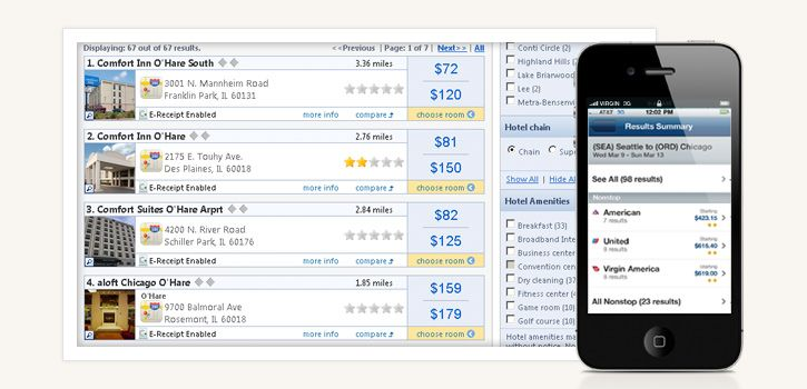 Travel booking and expense reports made easy with Concur