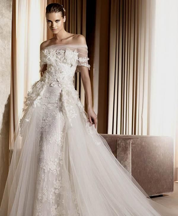 3ab0e02287a The most beautiful wedding dresses in the world  Browse pictures ...