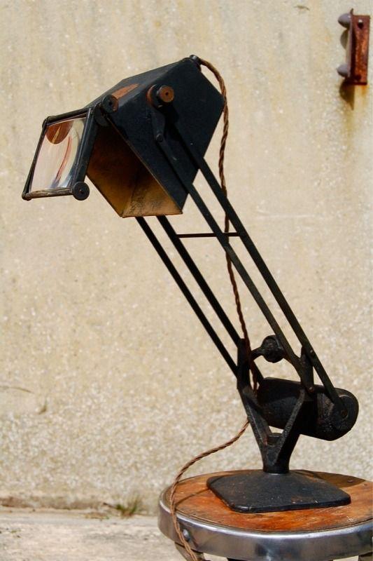 hadrill & Horstmann Counterweight Lamp