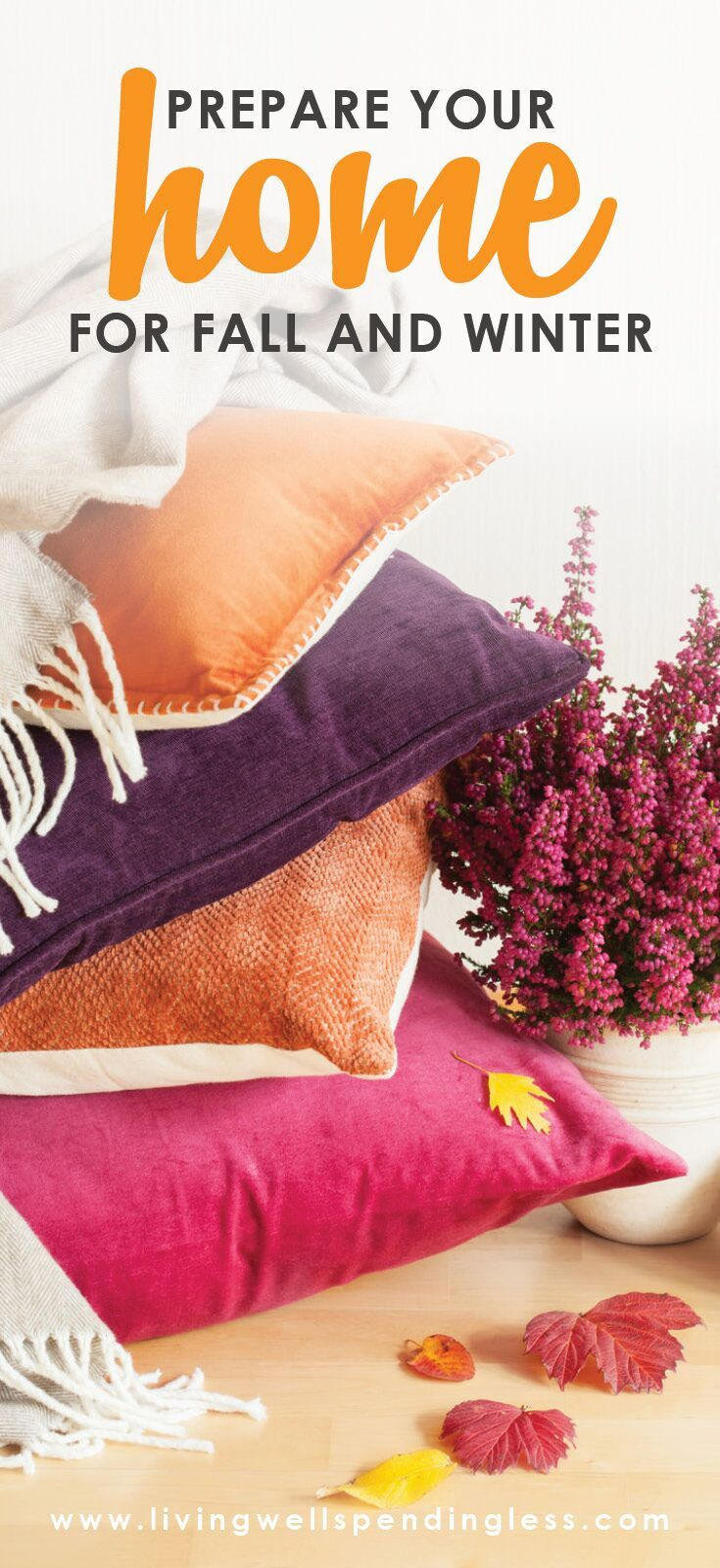 Photo of Bereiten Sie Ihr Zuhause für Herbst und Winter vor 10-Schritt-Checkliste für die Wartung von Häusern im Herbst und Winter
