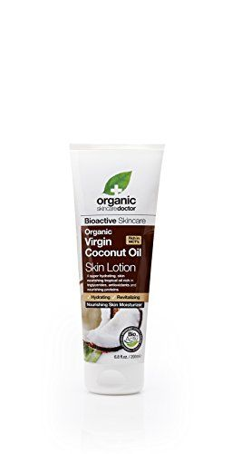 Organic Doctor Virgin Coconut Oil Skin Lotion 68 Fluid Ounce You Can Get More Details By Clicking Coconut Oil Skin Lotion Coconut Oil For Skin Skin Lotion