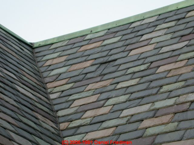 Slate Roof Roofing Slate Patterns Roofing Slate Defects Slate Roof Leaks Slate Slate Roof Roofing Copper Roof