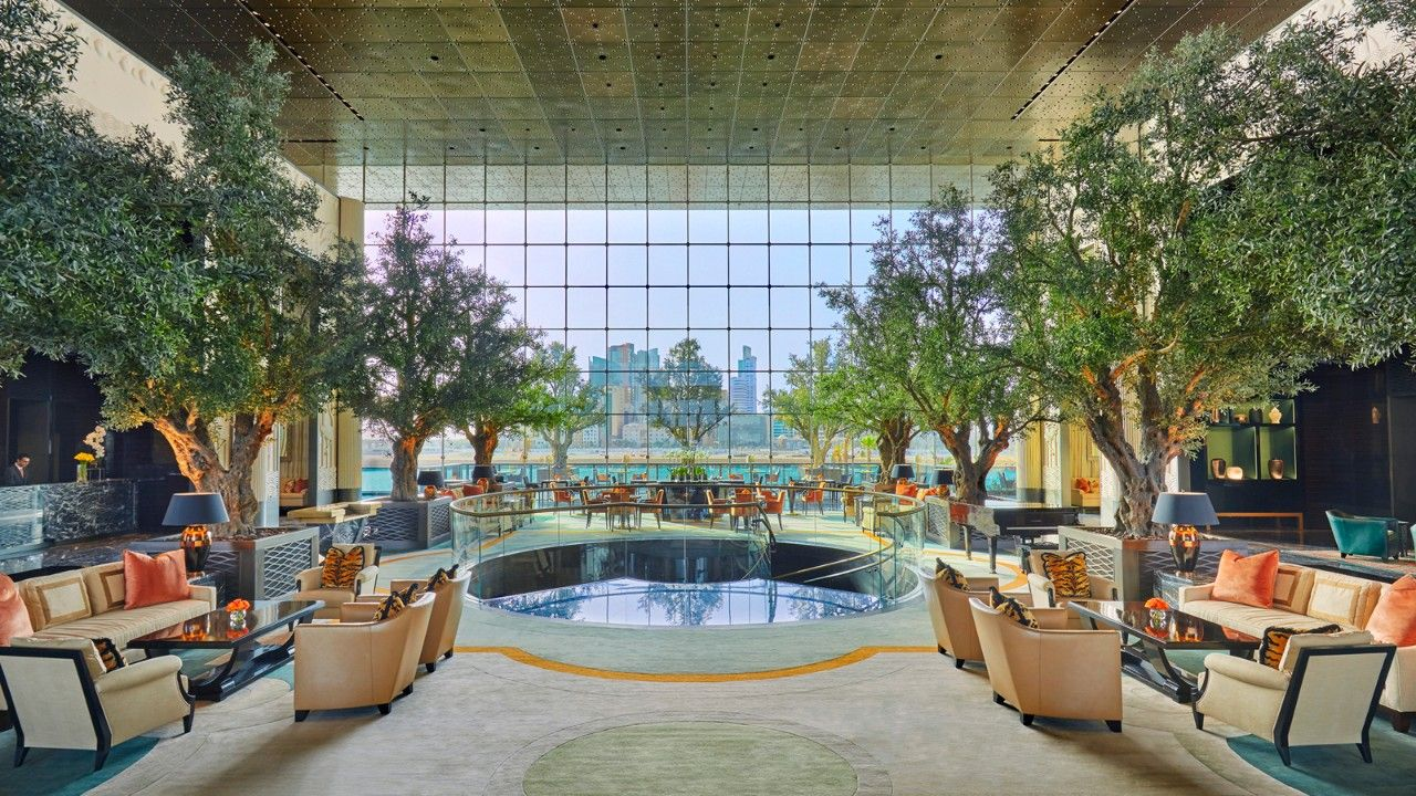 Middle East Hotel Awards 2016 Four Seasons Bahrain Bay Honoured As The Best