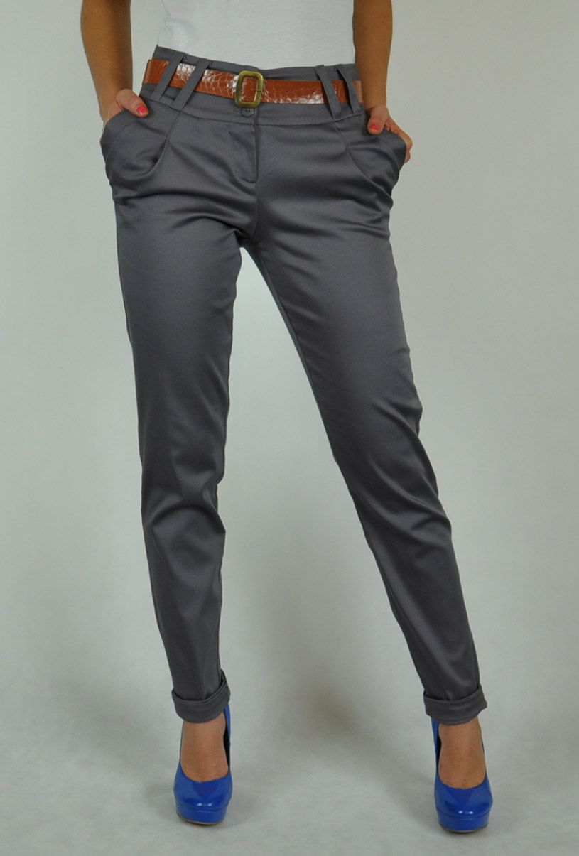 Spodnie Cygaretki 34 46 Tu 36 Pantsuit Suits Fashion