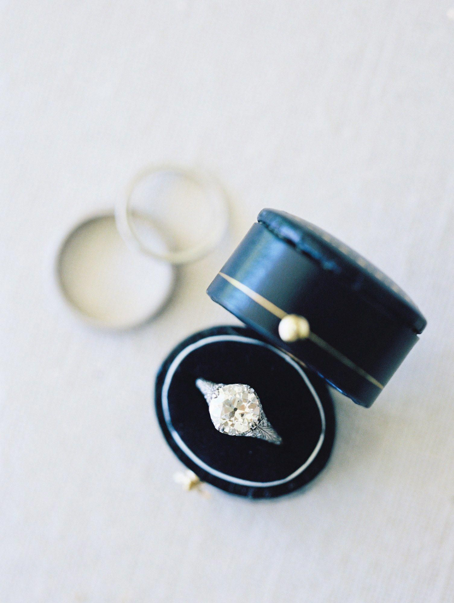 We pinned down the difference between an engagement ring