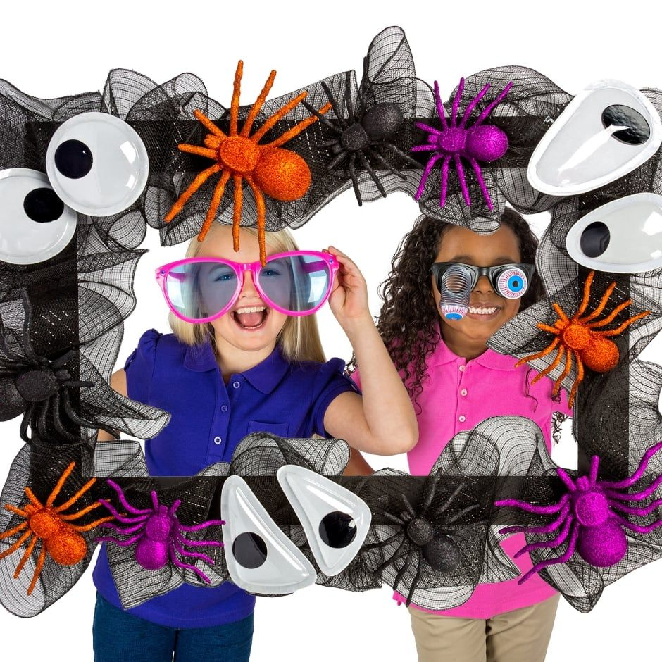 Bulk Halloween Photo Prop Frame