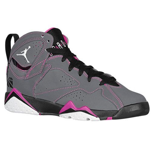 half off 2ffdb cf675 GIRLS  GRADE SCHOOL JORDAN RETRO 7