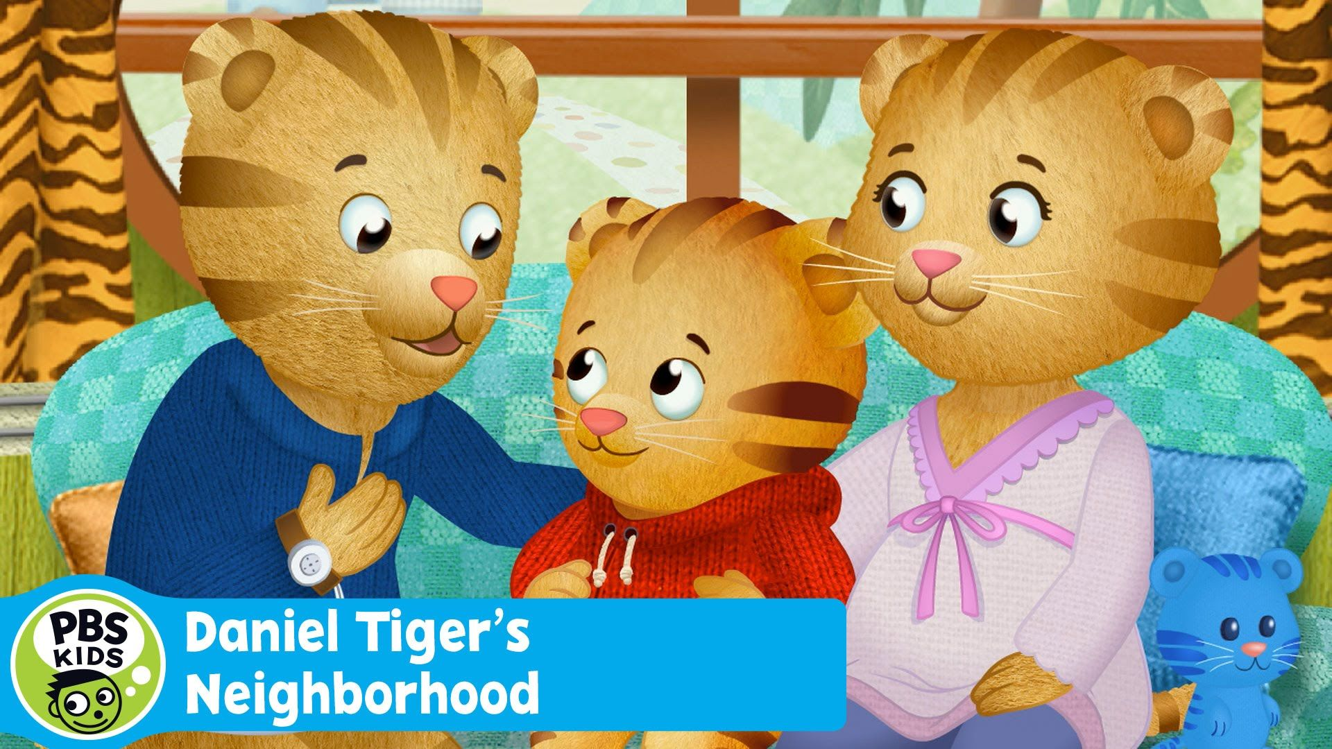 Someone new is coming to PBS KIDS! Meet Daniel Tiger\'s new sibling ...